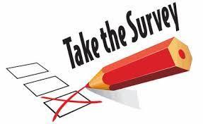 Take our survey